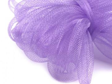 cev za nakit - tkana, 8 mm, vijola, 1 m