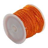 soutache vrvica 2,5 mm, barva: copper, 4 m