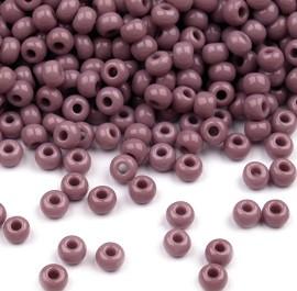 Rocailles perle 2,3 mm, vintage pink, 25 g
