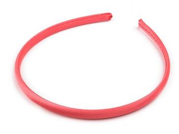 obroč za lase 1 cm, b. jagode, 1 kos