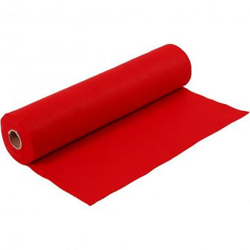 filc 1,5 mm, rdeč, 45 x 100 cm, 180-200 g/m2, 1 kos