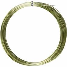 barvna žica za oblikovanje, 1 mm, dolžina: 16 m, zelena