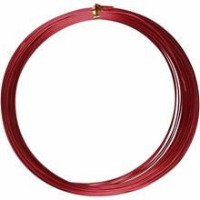 barvna žica za oblikovanje, 1 mm, dolžina: 16 m, rdeča