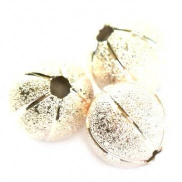 kovinske perle, dekorativne 8 mm, 1 kos