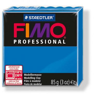 FIMO PROFESSIONAL modelirna masa, true blue (300), 85 g