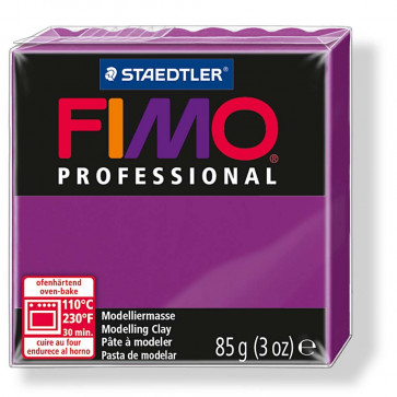 FIMO PROFESSIONAL modelirna masa, violet (61), 85 g