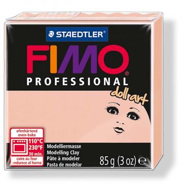 FIMO PROFESSIONAL DOLL ART modelirna masa, rose (432), 85 g