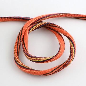 vrvica 6~7 mm, barvna, pletena, 1 m