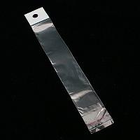vrečka iz celofana 175x30x0.025mm, prozorna, 10 kos