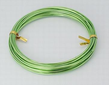 barvna žica za oblikovanje, 1 mm, sv. zelena, dolžina: 10 m