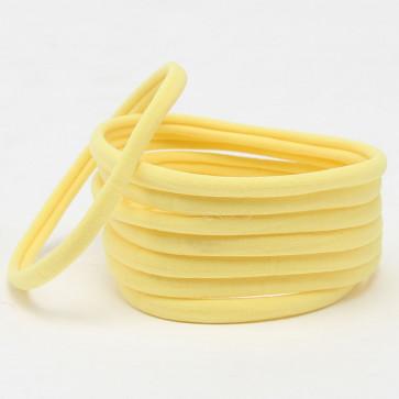 elastični trak rumene b., 1 kos