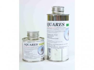 AQUARES steklasto transparentna smola 200 + 100 g