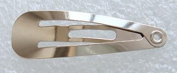 lasnica 46x13 mm, platinaste b., 5 kos