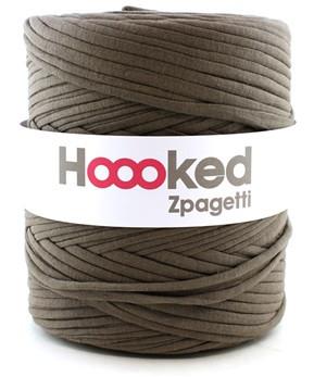 bombažni trak (Zpagetti) 8-25 mm, rjavo siv (21), 1 m