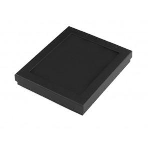 škatla iz kartona za nakit 30x160x190 mm, črne b., 1 kos