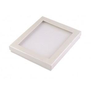 škatla iz kartona za nakit 30x160x190 mm, ecru (sv. beige), 1 kos