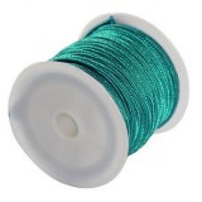 soutache vrvica 2,5 mm, barva: lapis lazuli, 4 m
