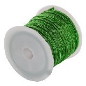 soutache vrvica 2,5 mm, barva: emerald, 4 m