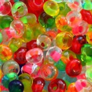 toho perle 3,5 mm, mix, 25 gr