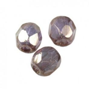 perle - češko steklo 3mm, bronze shade luster, 10 kos