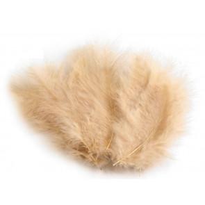 perje 10-17 cm, krem barve, 1 kos