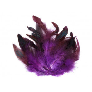 perje 15 cm, vijola b., 1 kos