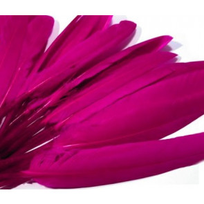 perje 9 - 14 cm, pink, 1 kos