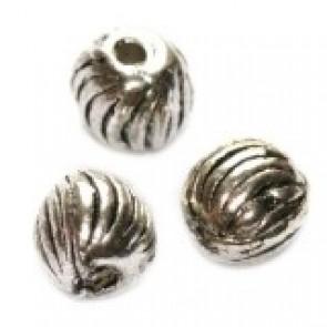dekorativne perle 5,5 mm, 10 kos