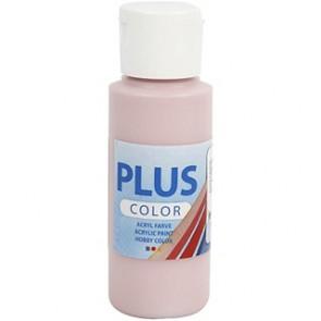 akrilna barva na vodni osnovi, dusty rose, mat, 60 ml