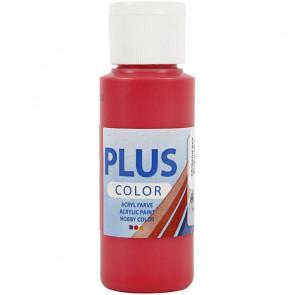 akrilna barva na vodni osnovi, crimson red, mat, 60 ml