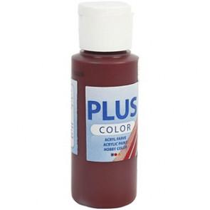akrilna barva na vodni osnovi, bordeaux, mat, 60 ml