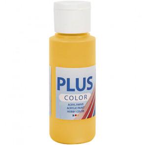 akrilna barva na vodni osnovi, yellow sun, mat, 60 ml