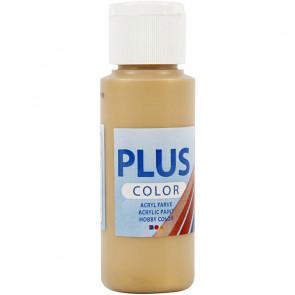 akrilna barva na vodni osnovi, zlata, mat, 60 ml