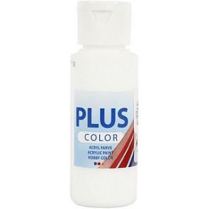 akrilna barva na vodni osnovi, white, mat, 60 ml