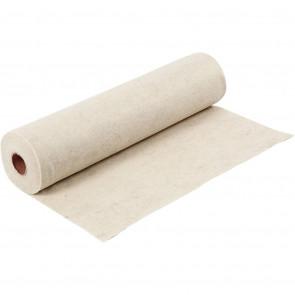 filc 1,5 mm, off-white - teksturiran, 45 x 100 cm, 180-200 g/m2, 1 kos