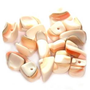 školjke, podolgovate, naravne, 0.7-1.5 cm, 50 gr