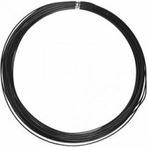 barvna žica za oblikovanje, 1 mm, dolžina: 16 m, črna