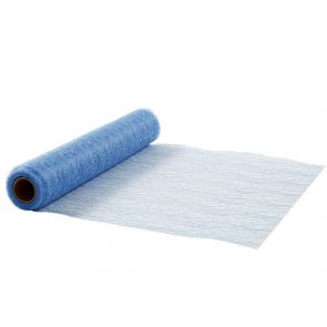 mrežasti tekač, svetlo modra b., 0,30x10 m, 1 kos