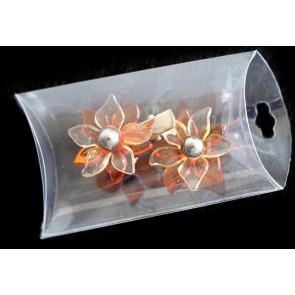 škatla - pvc, 55 x 85 mm, prozorna, 1 kos