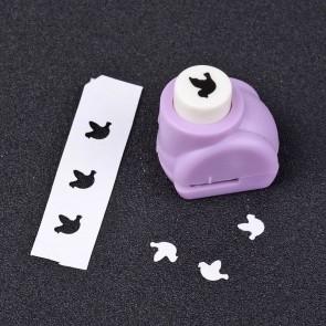 luknjač za papir - mali, ptica 7x9 mm, 33x26x32 mm, 1 kos