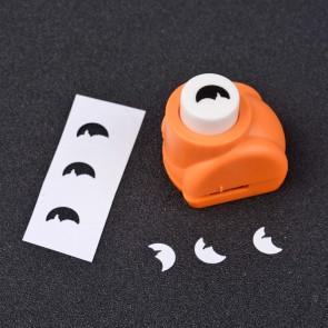 luknjač za papir - mali, luna 9x5 mm, 33x26x32 mm, 1 kos