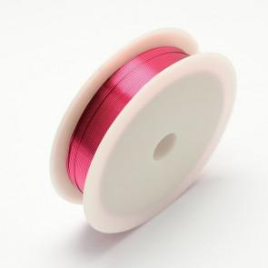 barvna žica za oblikovanje, roza, 0,30 mm, dolžina: 21 m