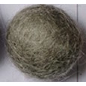 filc kroglice 1 cm, tallow, 1 kos