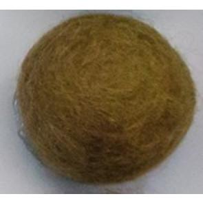 filc kroglice 2 cm, št. 63, 1 kos