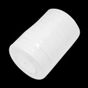 organza trak bel, širina: 15 mm, dolžina: 45 m