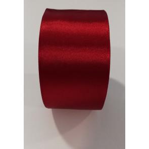satenast trak rdeč, širina: 50 mm, dolžina: 22 m