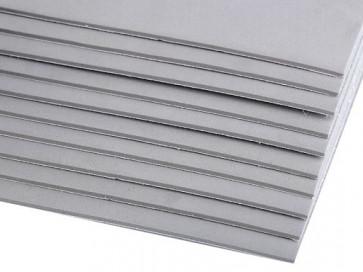 """penasta guma """"moosgumi"""", samolepilna, """"dove grey"""" b., 20x30 cm x 1.5-2 mm, 1 kos"""