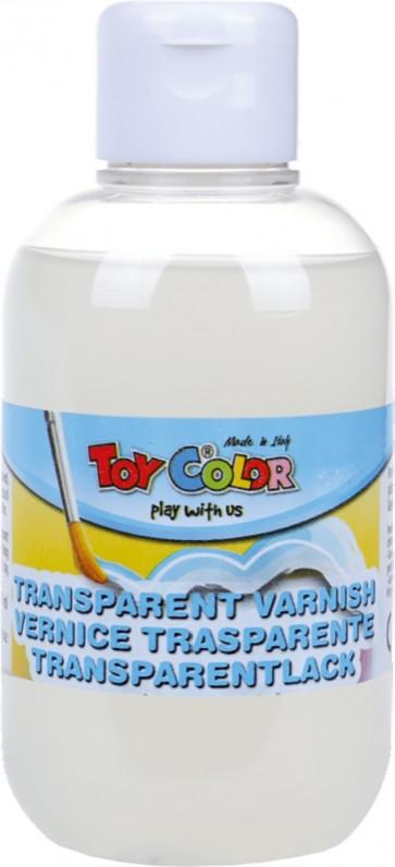 zaščitni lak Toy Color na vodni osnovi, 1 kos (250 ml)