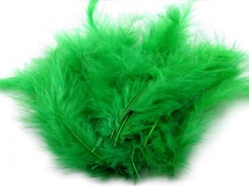perje 10-17 cm, zeleno, 1 kos