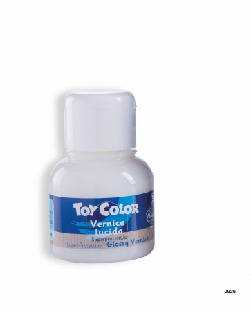 zaščitni lak Toy Color na vodni osnovi, 1 kos (50 ml)